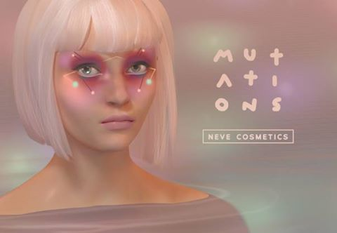 Mutation Collection Neve Cosmetics