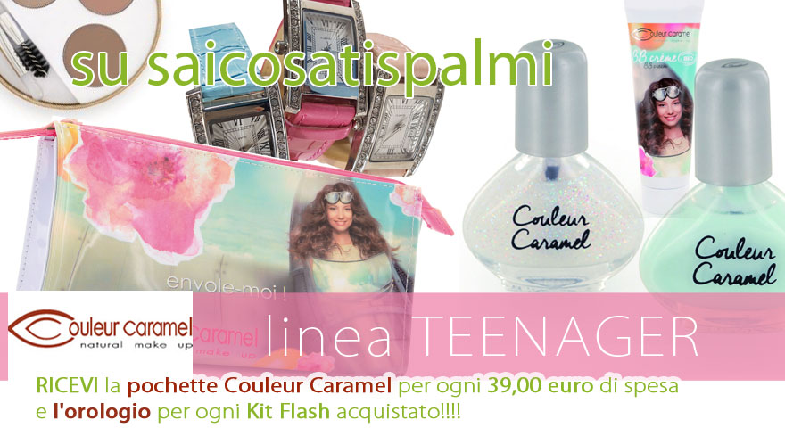gamma teenager couleur caramel