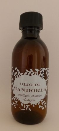 Olio di Mandorle Biologico Officina Naturae 100ml [2304]