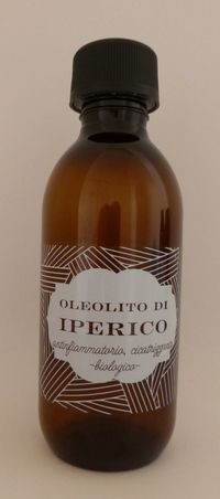 Oleolito di Iperico Biologico Officina Naturae 100ml [2302]