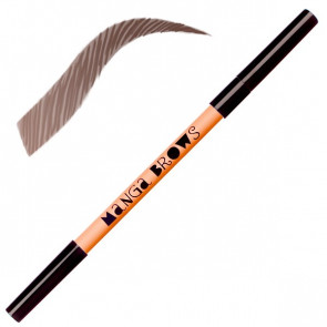 Manga Brows rich brown & black brown Neve Cosmetics [2396]