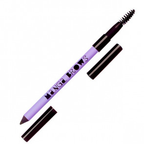 Manga Brows deep ebony & pure black Neve Cosmetics [2812]