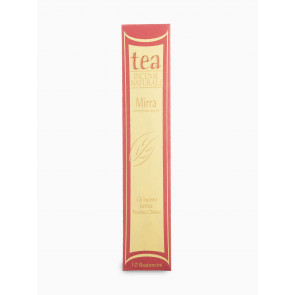 Bastoncini d'Incenso Naturali MIRRA Tea Natura 10pz [215]