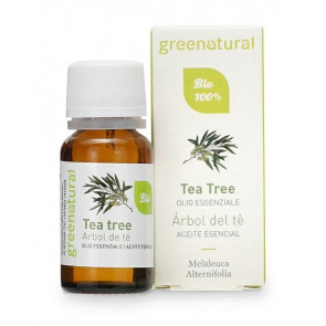 Olio Essenziale Tea Tree BIO Green Natural 10ml [4156]