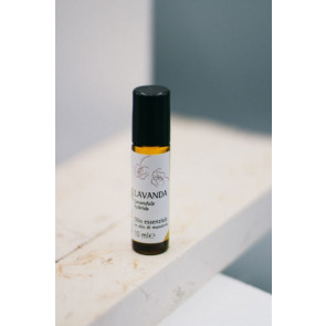Roll on Lavanda e Rescue Remedy 10 ml Olfattiva [4185]